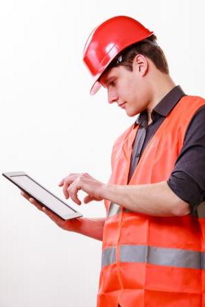 Engineer In-Safety-Vest